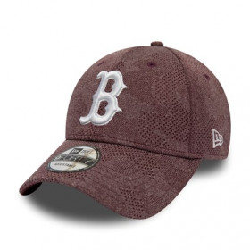 12040600_Casquette MLB Boston Red Sox New Era Engineered Plus 9Forty Gris
