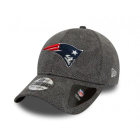 12040603_Casquette NFL New England Patriots New Era Engineered Plus 39Thirty Gris