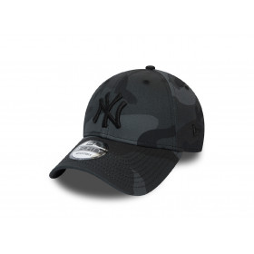 12040613_Casquette MLB New York Yankees New Era Camo Essential 9Forty Noir