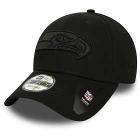 12040615_Casquette NFL Seattle Seahawks New Era Snapback 9Forty Noir
