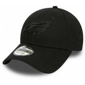12040616_Casquette NFL Philadelphia Eagles New Era Snapback 9Forty Noir