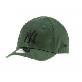 12061666_Casquette MLB New York Yankees New Era League essential 9Forty vert pour bébé