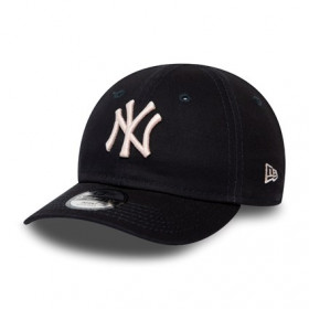 12061667_Casquette MLB New York Yankees New Era League essential 9Forty Bleu marine pour bébé