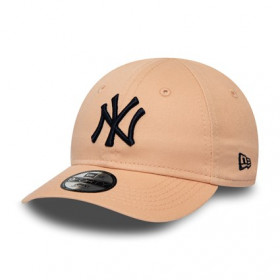 12061669_Casquette MLB New York Yankees New Era League essential 9Forty beige pour bébé