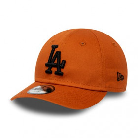 12061671_Casquette MLB Los Angeles Dodgers New Era League essential 9Forty Orange pour bébé