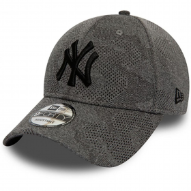 12061694_Casquette MLB New York Yankees New Era Engeneered Plus 9Forty Gris pour Junior