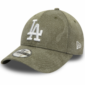12061695_Casquette MLB Los Angeles Dodgers New Era Engeneered Plus 9Forty vert pour Junior