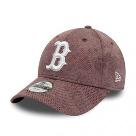 12061696_Casquette MLB Boston Red Sox New Era Engeneered Plus 9Forty Gris pour Junior