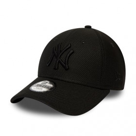12061700_Casquette MLB New York Yankees New Era Diamond Era 9Forty Noir pour Junior