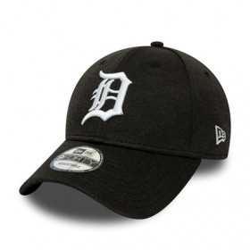 12040227_Casquette MLB Detroit Tigers New Era Shadow Tech jersey 9Forty Noir