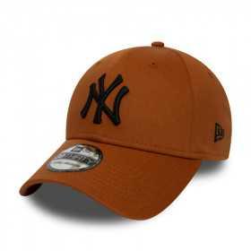 12040452_Casquette MLB New York Yankees New Era League Essential 39Thirty marron
