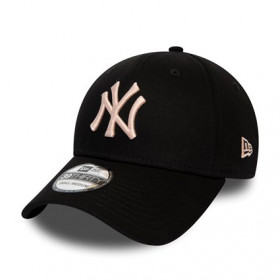 12040453_Casquette MLB New York Yankees New Era League Essential 39Thirty Noir BK