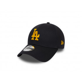 12040454_Casquette MLB Los Angeles Dodgers New Era League Essential 39Thirty Noir