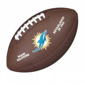 WTF1748XBMI_Ballon Football Américain NFL Miami Dolphins Wilson Licenced