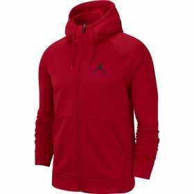 Veste Zippé à capuche Jordan Jordan 23 Alpha Therma Rouge pour homme //// BV1332-687