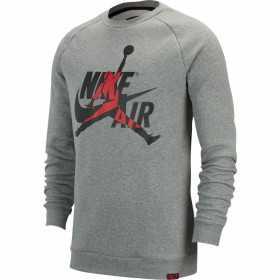 Sweat Jordan Jumpman Classics Gris pour homme ///BV6006-091