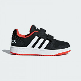 B75965_Chaussure adidas Hoops 2.0 CMF I Noir Pour bébé