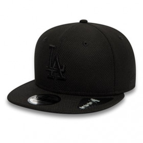 11945715_Casquette MLB Los Angeles Dodgers New Era Diamond Era 9Fifty Noir