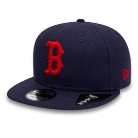 11945716_Casquette MLB Boston Red Sox New Era Diamond Era 9Fifty Bleu marine