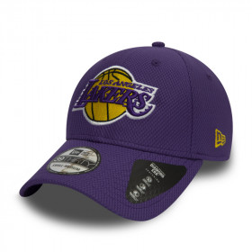11945718_Casquette NBA Los Angeles Lakers New Era Diamond Era 39Thirty Violet