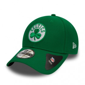 11945723_Casquette NBA Boston Celtics New Era Diamond Era 39Thirty Vert