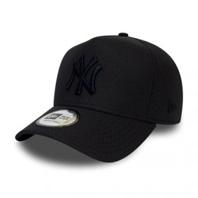 12040205_Casquette MLB New York Yankees New Era Team Tonal A-Frame Noir NVY