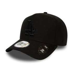 12040207_Casquette MLB Los Angeles Dogers New Era Team Tonal A-Frame Noir
