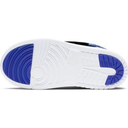 Chaussure de Basket Air Jordan 1 Mid SKY (PS) Bleu pour Enfant