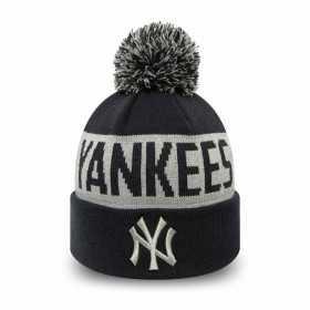 12061620_Bonnet MLB New York Yankees New Era Team Tonal Bleu marine pour enfant