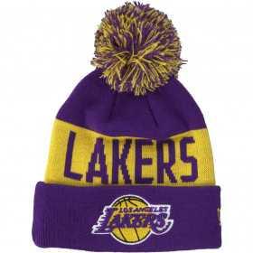 12061621_Bonnet NBA Los Angeles Lakers New Era Team Tonal Violet pour enfant