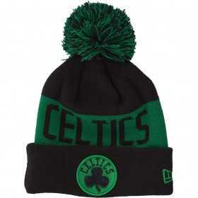 12061625_Bonnet NBA Boston Celtics New Era Team Tonal Noir pour enfant
