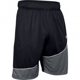 1343004-001_Short under armour Baseline 10in Noir pour homme
