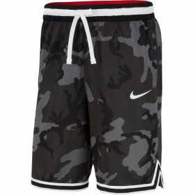 Short de Basketball Nike Dri-FIT DNA Noir Camo pour Homme //// BV7735-021