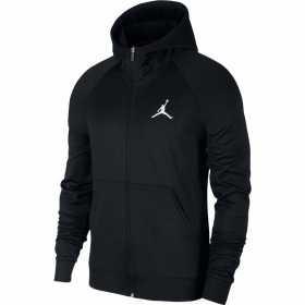 Veste Zippé à capuche Jordan Jordan 23 Alpha Therma Noir pour homme //// BV1332-010