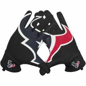 NWGK8096_Gants NFL Houston Texans Nike Sphère Fan Noir