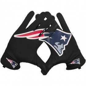 NWGL6025_Gants NFL New England Patriots Nike Sphère Fan Noir