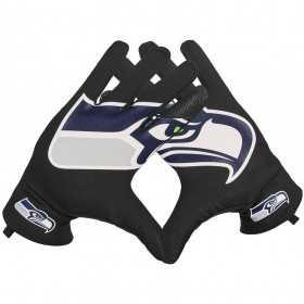 NWGM4081_Gants NFL Seattle Seahawks Nike Sphère Fan Noir