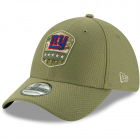 12113438_Casquette NFL New York Giants New Era 39Thirty On Field 2019 Salute To Service vert