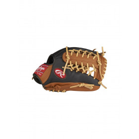 "Rawlings 11.5/"" Elite Series Gant de base-ball-Noir Rouge Infield pitcher"