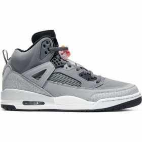 Chaussure de Basket Jordan Spizike Gris Pour homme /// 315371-008