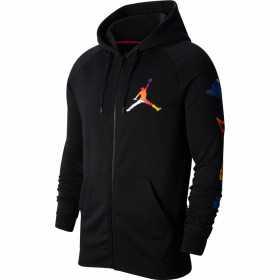 Veste Zippé à capuche Jordan DNA Noir pour homme /// CJ6155-010