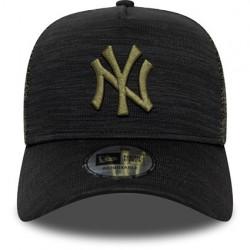 Casquette MLB New York Yankees New Era Engineered Fit Trucker Noir GR