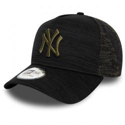 12134778_Casquette MLB New York Yankees New Era Engineered Fit Trucker Noir GR