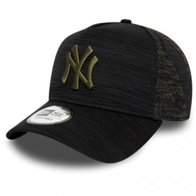 12134778_Casquette MLB New York Yankees New Era Engineered Fit Trucker Noir GR