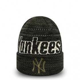 12134782_Bonnet MLB New York Yankees New Era Engineered Fit Cuff Noir