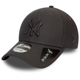 12134813_Casquette MLB New York Yankees New Era Mono Team Colour 9Forty Gris
