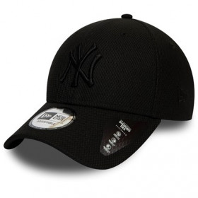 12134814_Casquette MLB New York Yankees New Era Mono Team Colour 9Forty Noir