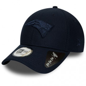 12134815_Casquette NFL New England Patriots New Era Mono Team Colour 9Forty Bleu marine