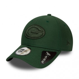 12134818_Casquette NFL Greenbay Packers New Era Mono Team Colour 9Forty Vert