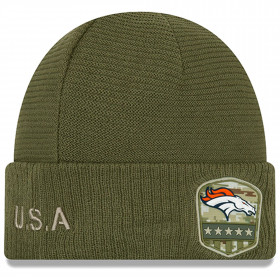 12113291_Bonnet NFL Denver Broncos New Era On Field Salute to Service 2019 Vert
